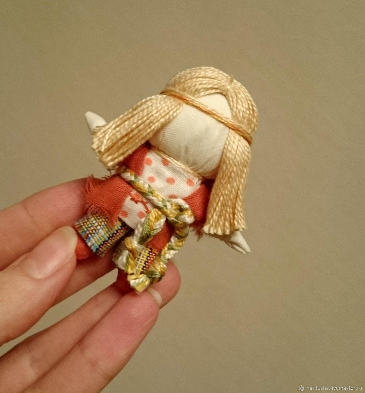 Куколка на счастье своими руками