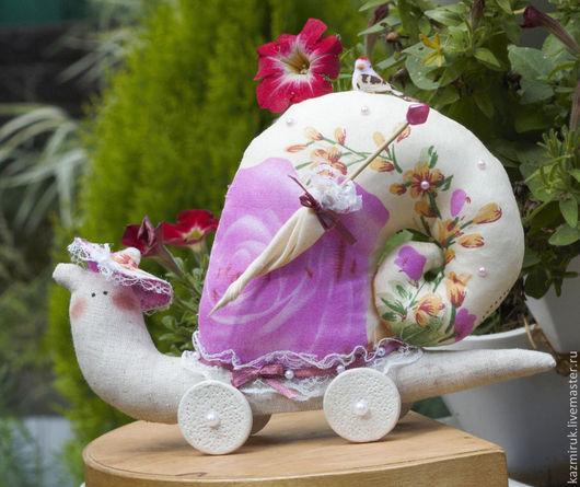 Куклы Тильды ручной работы. Ярмарка Мастеров - ручная работа. Купить Модница. Handmade. Розовый, полиэстер
