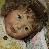 Куклы и игрушки ручной работы. Ярмарка Мастеров - ручная работа Кукла реборн Саманта.. Handmade.
