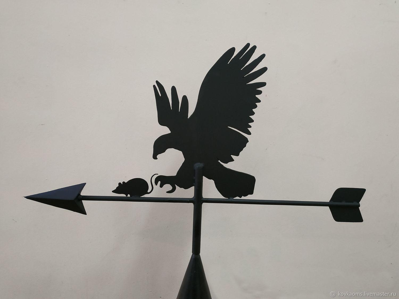 Флюгер Орел с мышкой, Флюгер, Москва,  Фото №1