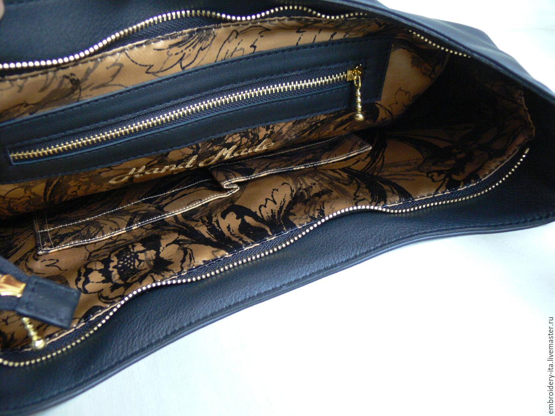 6fe764b6a4a8 Ориентировочные размеры сумки  высота 26см, длина 34см Кожаная сумка женская  мягкой формы. Красивая подкладка из атласа (40% шелк, 60