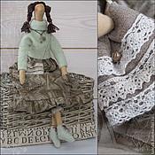 Куклы и игрушки ручной работы. Ярмарка Мастеров - ручная работа Джилли - кукла в бохо стиле. Handmade.
