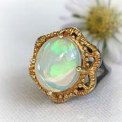 """Кольцо """"Wonderful opal"""" опал"""