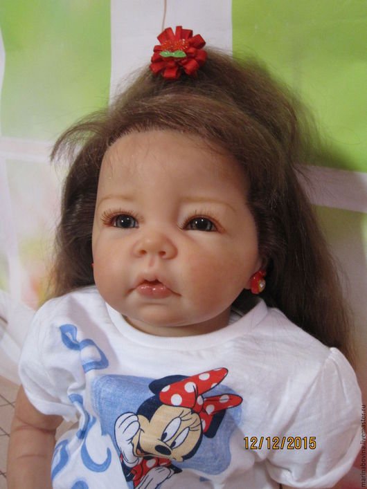 Куклы-младенцы и reborn ручной работы. Ярмарка Мастеров - ручная работа. Купить Кукла реборн Валерия (молд Лука). Handmade.