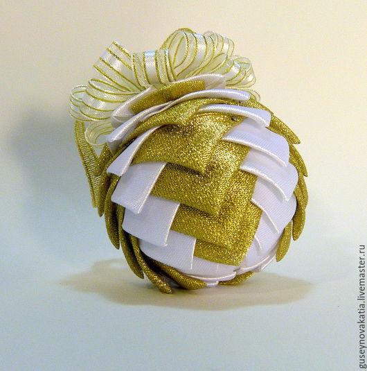 Новый год 2017 ручной работы. Ярмарка Мастеров - ручная работа. Купить Новогодние шарики. Handmade. Комбинированный, подарок на новый год