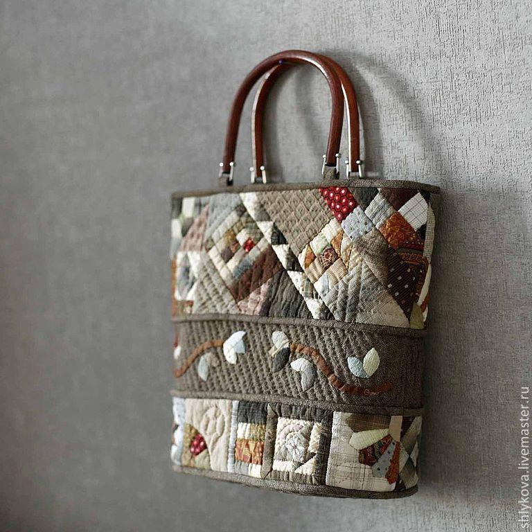 Купить лоскутные повседневные сумки в интернет-магазине на Ярмарке Мастеров  с доставкой 588fa3a8a4e