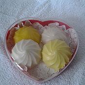 Косметика ручной работы handmade. Livemaster - original item Set Zephyr soap. Handmade.