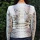 Верхняя одежда ручной работы. Куртка из питона. BLOOM. Ярмарка Мастеров. Пиджак кожаный, из крокодила, куртка осенняя