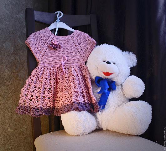 Одежда для девочек, ручной работы. Ярмарка Мастеров - ручная работа. Купить Нарядное платье. Handmade. Детское платье, наряд для девочки