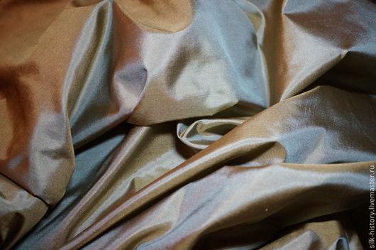 Тафта № 23. Цвет: бежево-оливковый (хамелеон). В действительности имеет оттенок хаки.
