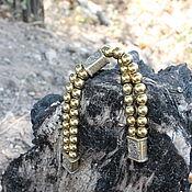 Фен-шуй и эзотерика handmade. Livemaster - original item Slavic rosary from hematite. Handmade.