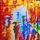 Женские сумки ручной работы. Заказать Сумка из натуральной кожи вышивка бисером Фонари. Надежда Полякова. Ярмарка Мастеров. Рисунок