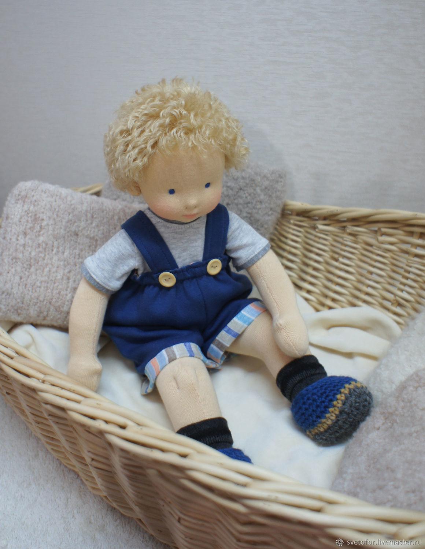 Малыш, 36 см вальдорфская кукла, Игрушки, Пермь, Фото №1