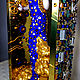 Table lamp/ lamp Allegory of music. Gustav Klimt. Table lamps. House of Sun. Artist Irina Bast. My Livemaster. Фото №4