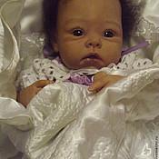 Куклы и игрушки ручной работы. Ярмарка Мастеров - ручная работа Ясмина-кукла реборн. Handmade.