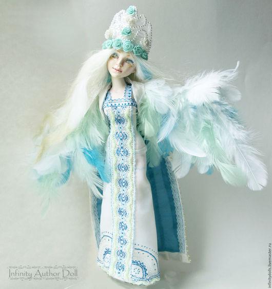 Коллекционные куклы ручной работы. Ярмарка Мастеров - ручная работа. Купить СИРИН. Авторская шарнирная кукла бжд из полиуретана, doll art bjd. Handmade.