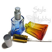 Материалы для творчества handmade. Livemaster - original item Vial 20 ml perfume. Handmade.