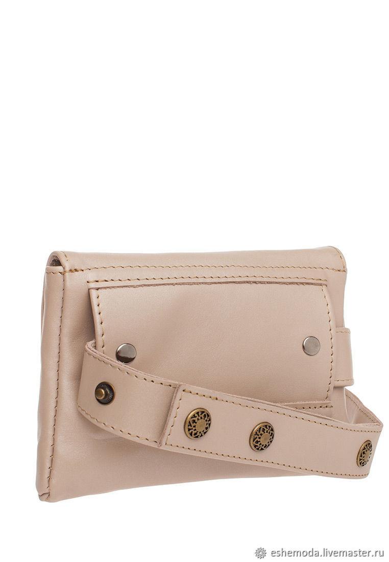 6cdc41d2ce41 Поясные сумки ручной работы. Поясная сумка с фурнитурой 'Орел'. Eshemoda.