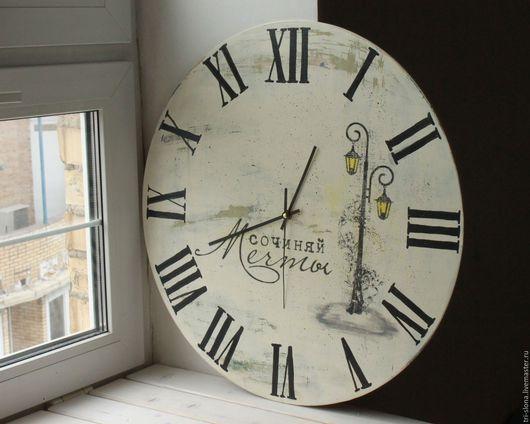 """Часы для дома ручной работы. Ярмарка Мастеров - ручная работа. Купить Часы """"Мечта"""" 58 см. Handmade. Часы"""