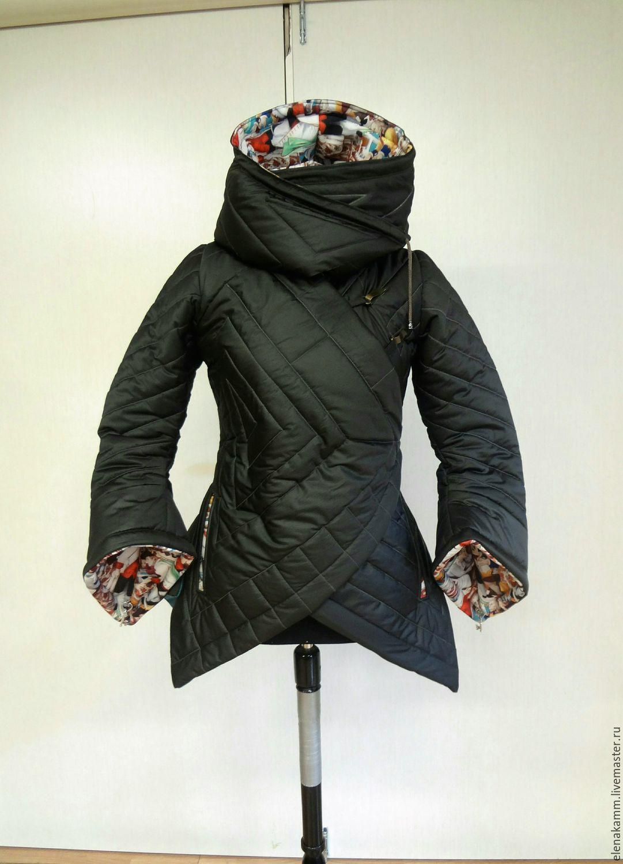 Стеганая куртка своими руками фото 752