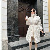 Одежда handmade. Livemaster - original item Women`s warm coat. Handmade.