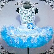 Работы для детей, handmade. Livemaster - original item Baby dress