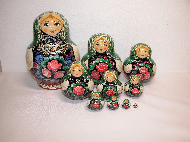 Матрешка 10-местная, Матрешки, Сергиев Посад,  Фото №1