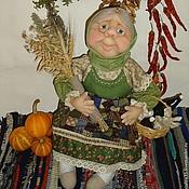 Куклы и игрушки ручной работы. Ярмарка Мастеров - ручная работа Знахарка- травница.. Handmade.