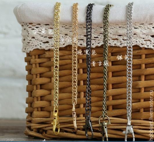 Другие виды рукоделия ручной работы. Ярмарка Мастеров - ручная работа. Купить Цепочки  для сумок.   115 см-120 см. Handmade.