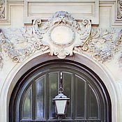 Картины и панно ручной работы. Ярмарка Мастеров - ручная работа Фотокартина архитектура Парижа, картина город для интерьера гостиной. Handmade.