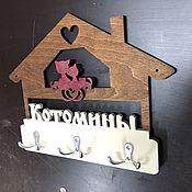 handmade. Livemaster - original item Housekeeper house. Handmade.