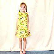 Это платье папа подарил