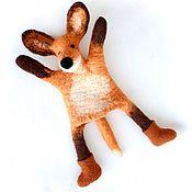 Куклы и игрушки handmade. Livemaster - original item Lis Mathis BIBABO. Handmade.
