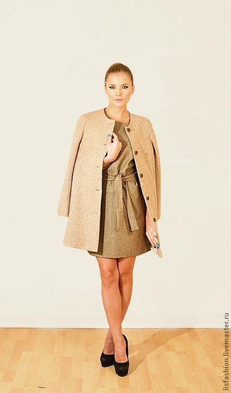 Верхняя одежда ручной работы. Ярмарка Мастеров - ручная работа. Купить Пальто Кармен 4251183. Handmade. Пальто, пальто из шерсти