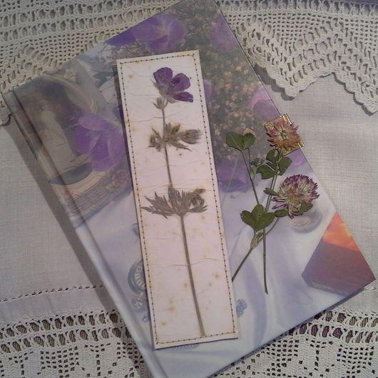 Закладки для книг ручной работы. Ярмарка Мастеров - ручная работа. Купить Закладка для книг. Handmade. Комбинированный, сухие цветы