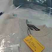 Одежда ручной работы. Ярмарка Мастеров - ручная работа Джемпер мужской.Связано для него!. Handmade.
