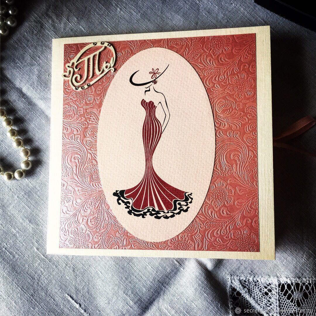 Сыктывкар открытки ручной работы