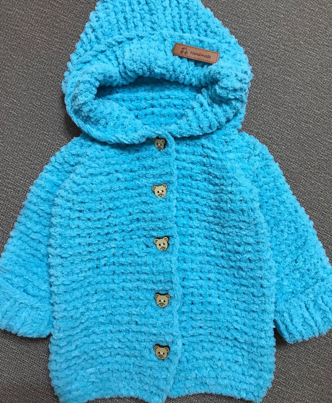 Одежда для мальчиков, ручной работы. Ярмарка Мастеров - ручная работа. Купить Кардиган от 1 года. Handmade. Кардиган, детский кардиган