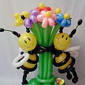Подарок с пчелой