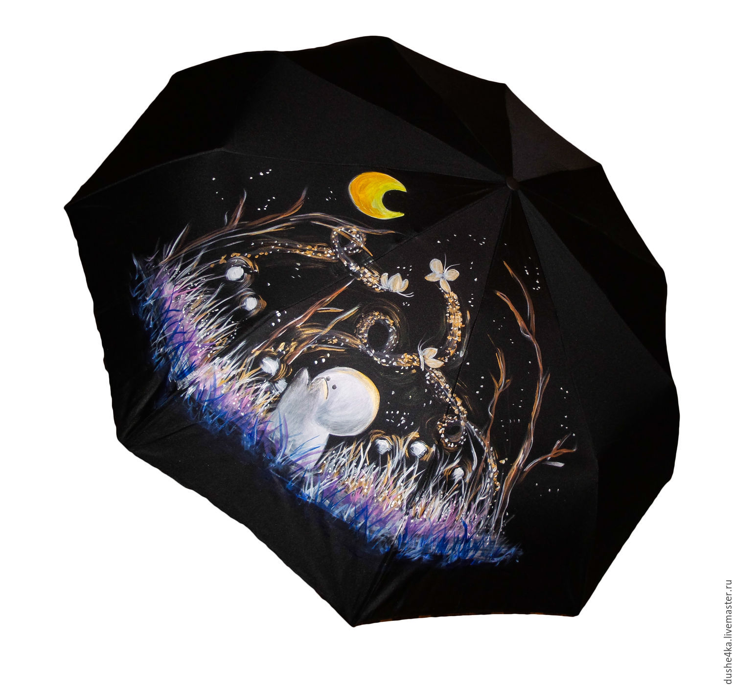 buy umbrella with hand painted