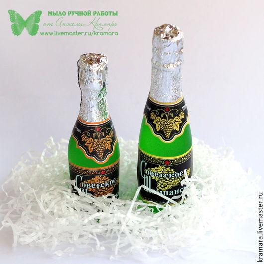 бутылка от шампанского в очке фото