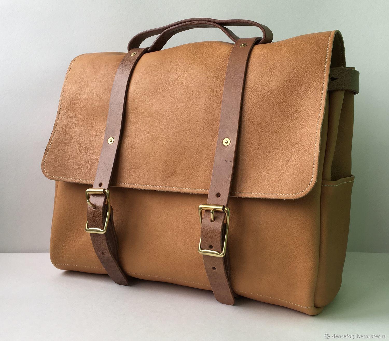 Leather bag, Men\'s bag, Samara,  Фото №1