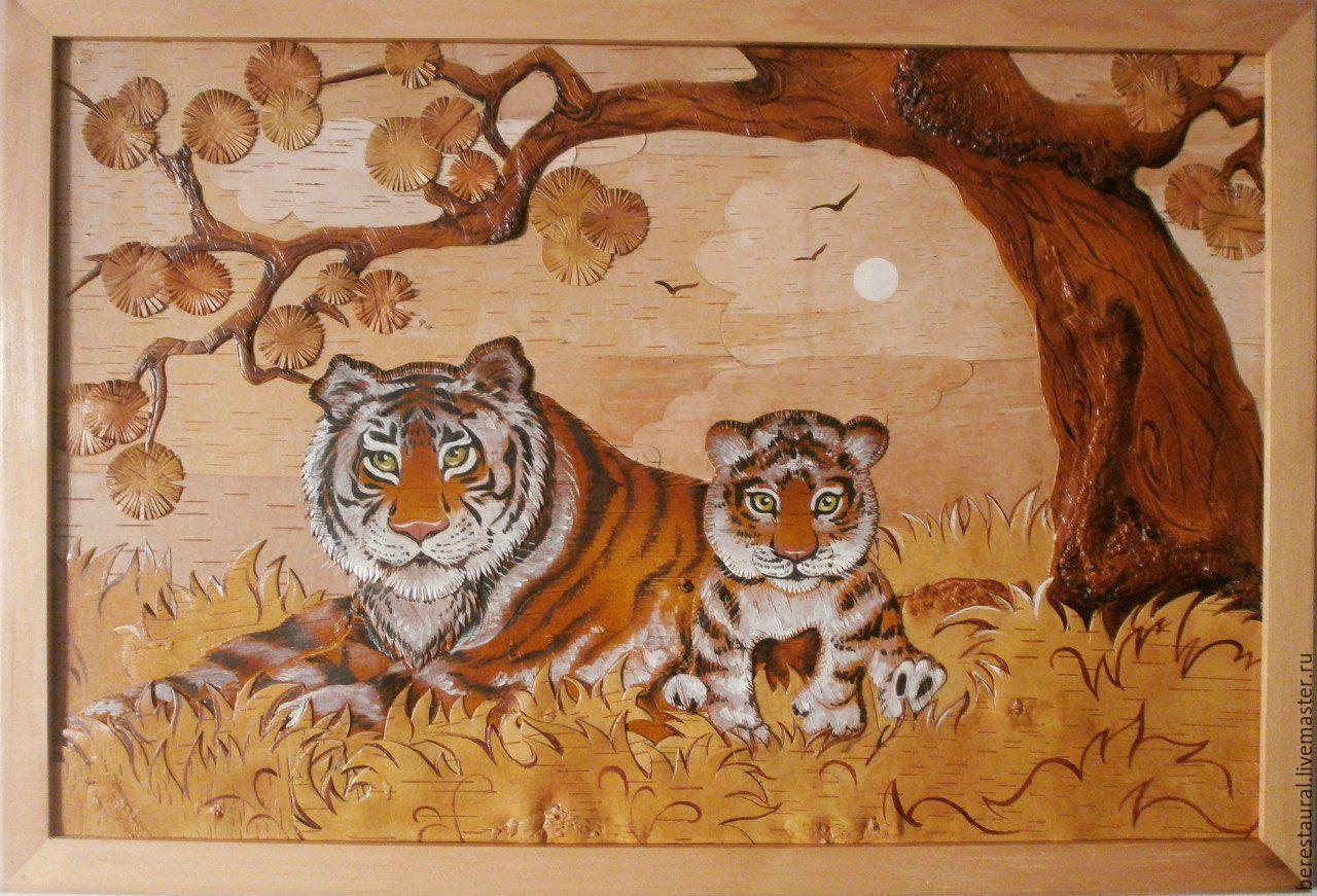 Рисунки животных своими руками