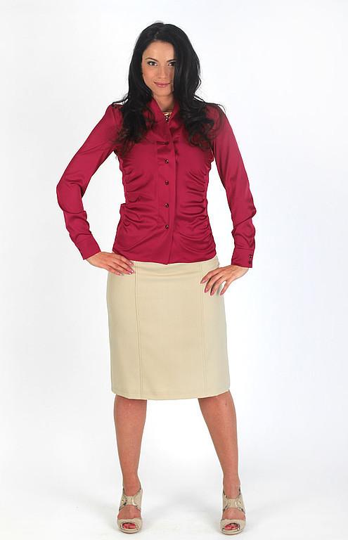 Skirts handmade. Livemaster - handmade. Buy Skirt video 002..Skirt classic, lined skirt, classic skirt, lining viscose