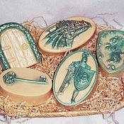 Косметика ручной работы. Ярмарка Мастеров - ручная работа Подарок для мужчины на новый год мыло Большой набор фэнтези. Handmade.