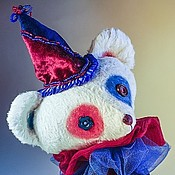 """Куклы и игрушки ручной работы. Ярмарка Мастеров - ручная работа Медведь тедди """" Жимбо"""". Handmade."""