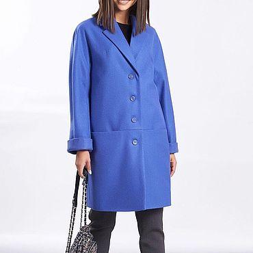 Одежда ручной работы. Ярмарка Мастеров - ручная работа Пальто на осень. Handmade.
