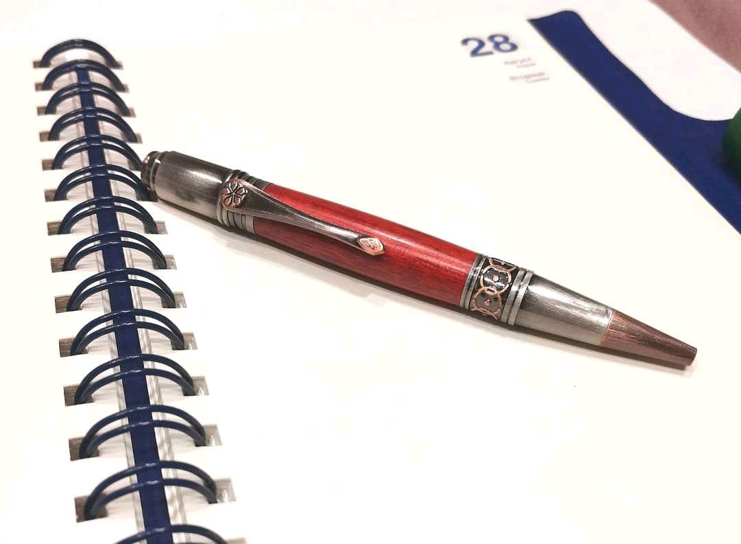 Шариковая ручка ручной работы, Ручки, Москва,  Фото №1