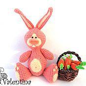 Куклы и игрушки ручной работы. Ярмарка Мастеров - ручная работа Заяц Морковкин. Handmade.