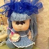 Куклы и игрушки ручной работы. Ярмарка Мастеров - ручная работа кукла Мальвина. Handmade.